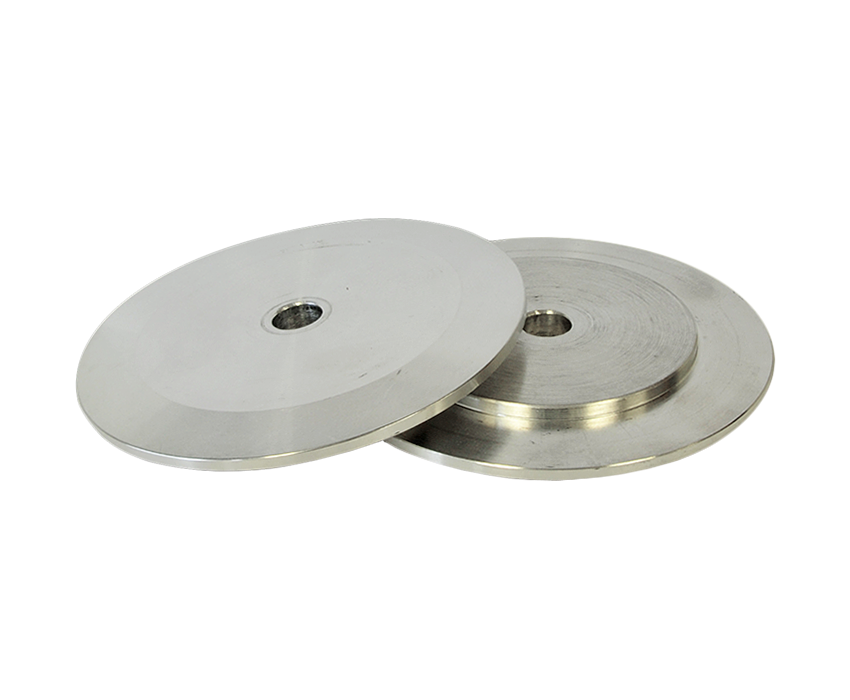 Aluminum Safety Flanges 4.5 x 1/2