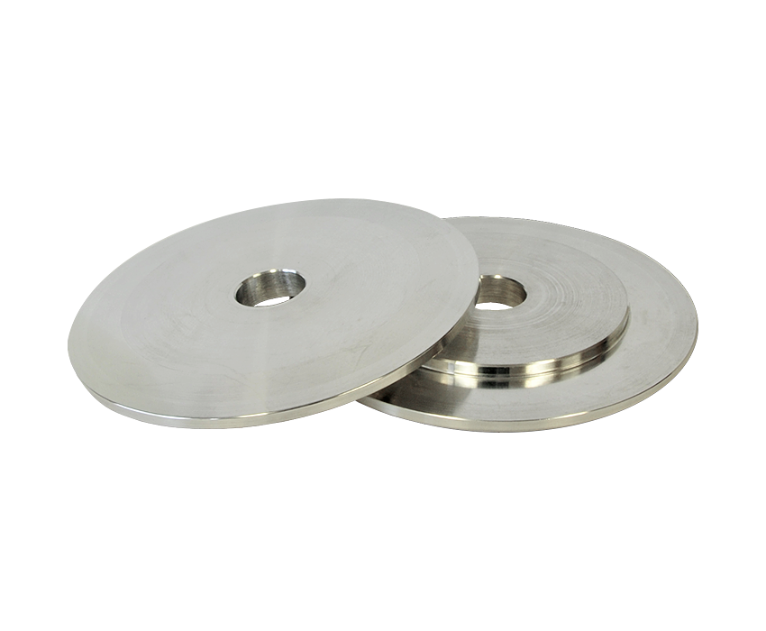 Aluminum Safety Flanges 4.5 x 3/4