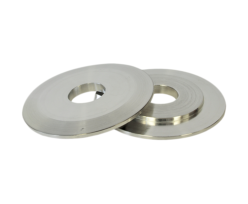 Aluminum Safety Flanges 4.5 x 1-1/4