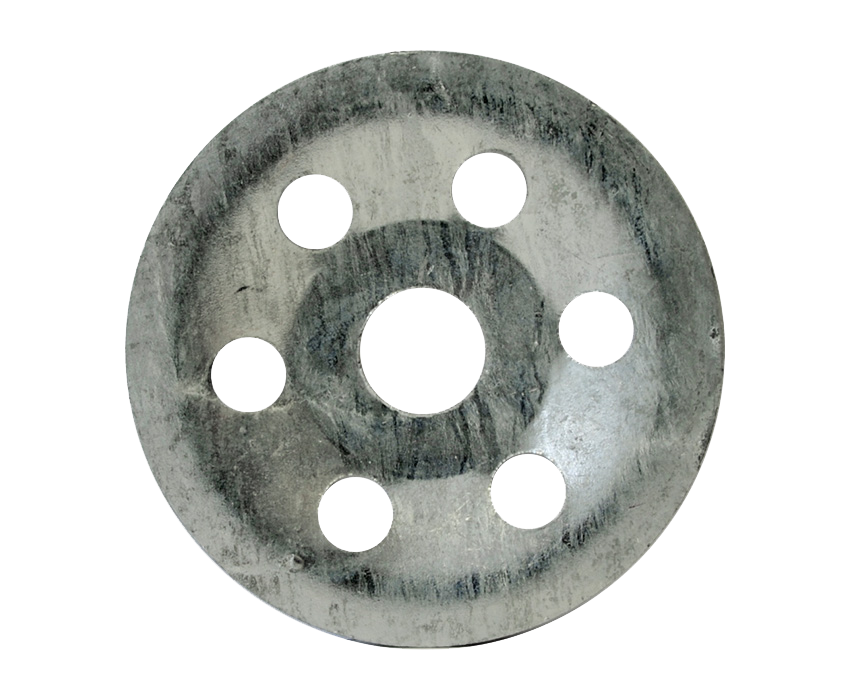 Ventilated Steel Flanges 6.25 x 1.25