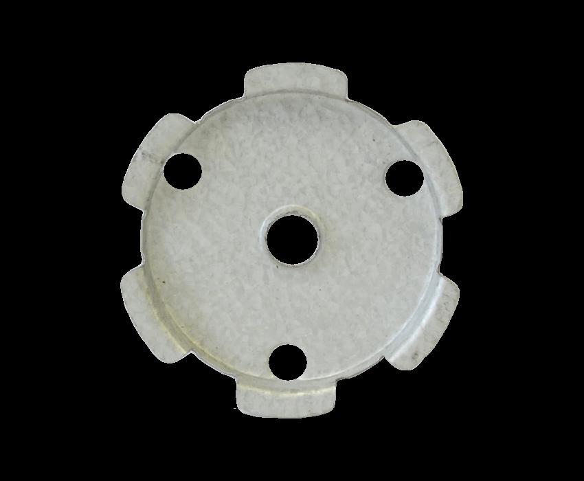 Center Reducer Plates 3 x 1/2