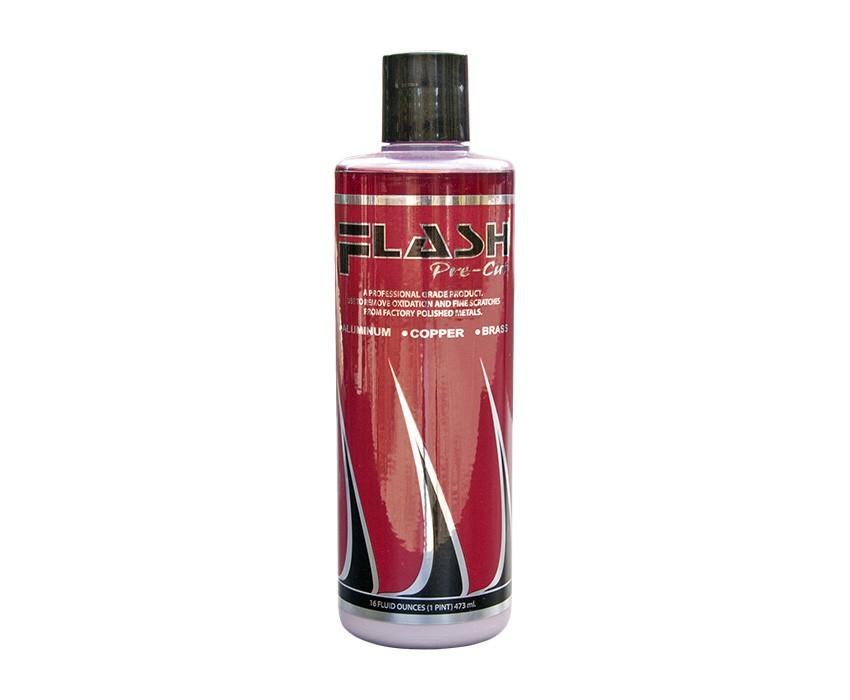 Flash Pre-Cut Liquid Metal Polish (16 oz.)