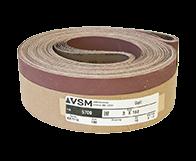 "VSM Abrasive Belt 3"" x 168"" 180 Grit A/O X Wt."