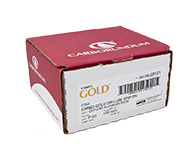 """Carbo Gold A/O 120 Grit 5"""" Discs - 100 Ct."""