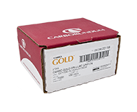 """Carbo Gold A/O 220 Grit 5"""" Discs - 100 Ct."""