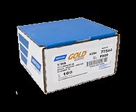 "Norton Gold A/O 800 Grit 5"" Discs - 100 Ct."