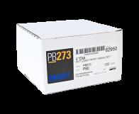 "Merit PB273 A/O 80 Grit 5"" Discs"