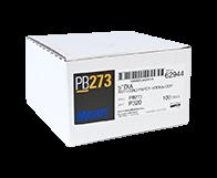 "Merit PB273 A/O 320 Grit 5"" Discs"
