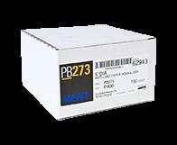 "Merit PB273 A/O 400 Grit 5"" Discs"