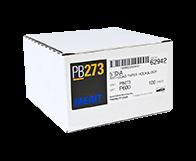 "Merit PB273 A/O 600 Grit 5"" Discs"