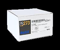 "Merit PB273 A/O 800 Grit 5"" Discs"