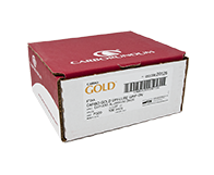 """Carbo Gold A/O 320 Grit 6"""" Discs - 100 Ct."""