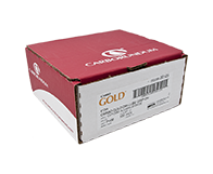 """Carbo Gold A/O 400 Grit 6"""" Discs - 100 Ct."""