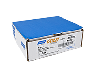 "Norton Gold A/O 600 Grit 6"" Discs - 50 Ct."