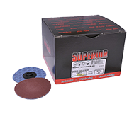 """Quick Change Discs 3"""" 180 Grit A/O Type """"S"""""""