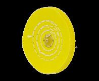 "Midget Buff 2"" Yellow 16ply"