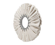 """Untreated Airway Buff 10"""" Class 2 16ply"""