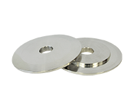 Aluminum Safety Flanges 4.5 x 7/8