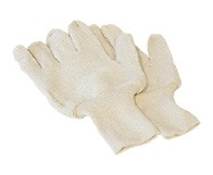 Terry Cotton Loop-Out Gloves